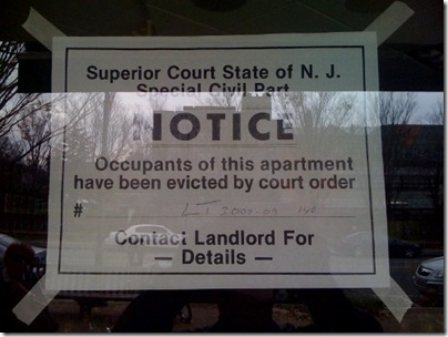 Princeton Eviction500