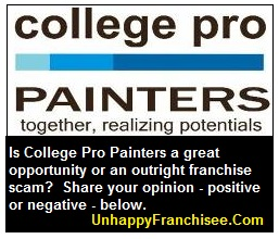 College Pro Painters franchise