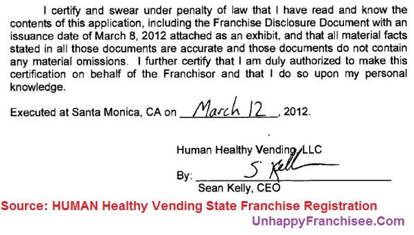 Sean Kelly Human Vending