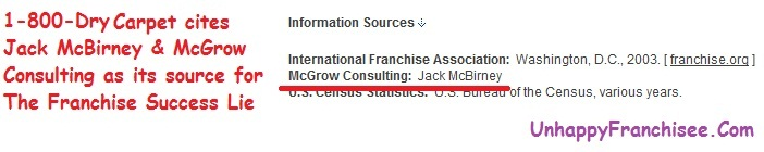 McGrow Franchise Lie