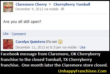 CherryBerry Tomball