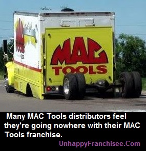 MAC Tools Truck