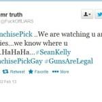 Twitter threat 021713