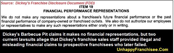 Dickey's FDD