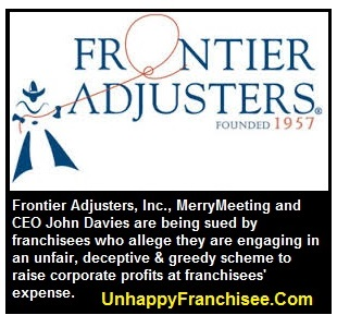 Frontier Adjusters franchise