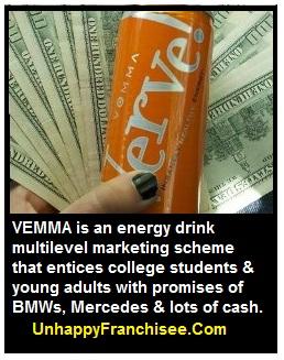 VEMMA Scam complaints