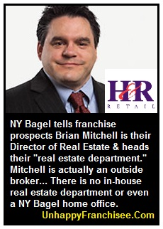 Brian Mitchell H&R Retail