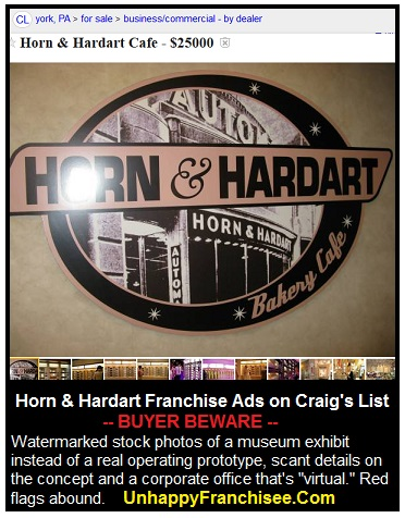 Horn and Hardart Franchise