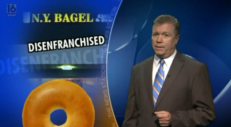 NY Bagel Scam Victims