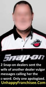 snap-on dealer