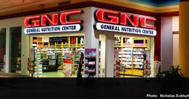 GNC franchise