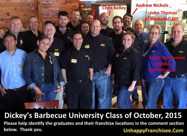Dickey's Barbecue University