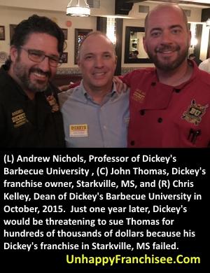 Dickeys Barbecue University