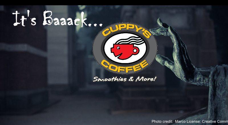 Beware Cuppy's Coffee