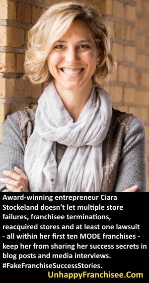 Ciara Stockeland