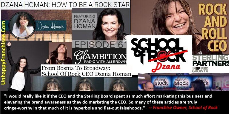 CEO Dzana Homan