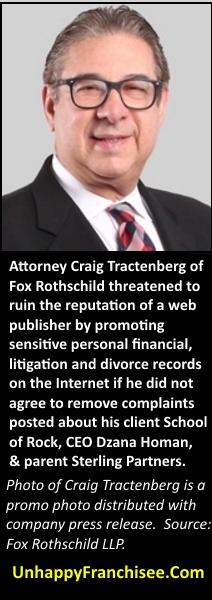 Attorney Craig Tractenberg