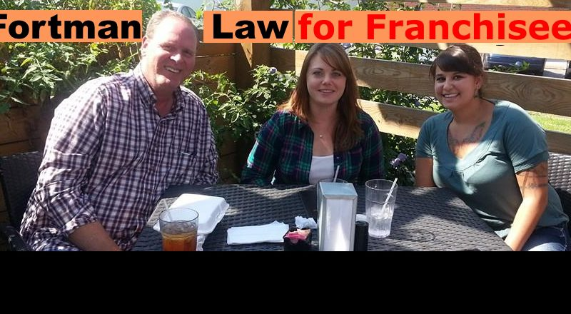 Fortman Law for Franchisees