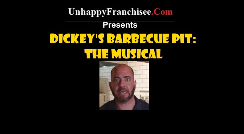 Dickeys the Musical