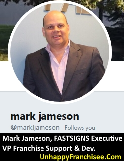 Mark Jameson Fastsigns