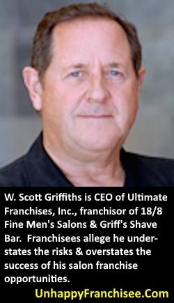 Scott Griffiths 18/8 Salons