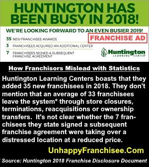 Huntington franchise