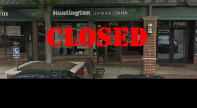 Huntington Closed