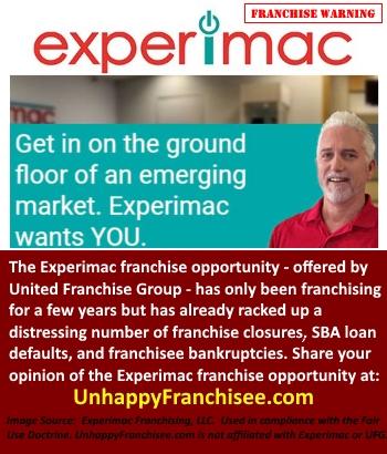 experimac franchise