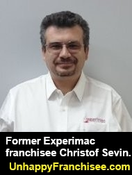 Experimac Christof Sevin