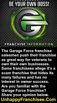 Garage Force franchise
