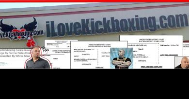 ILoveKickboxing Franchise