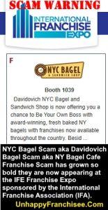 Davidovich NYC Bagel