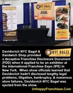 Davidovich Bagel franchise