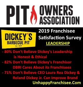Dickey's Franchisee Survey
