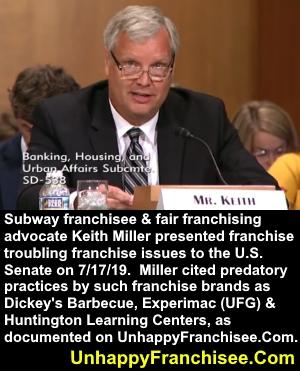Keith Miller Senate