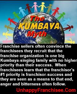 Kumbaya franchise myth