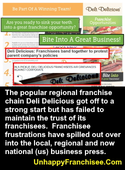 Deli Delicious franchise
