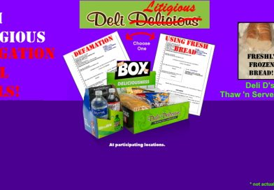 Deli Delicious Lawsuit