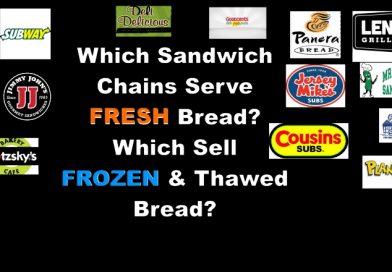 Sandwich Chain Bread