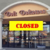 Deli Delicious Closed
