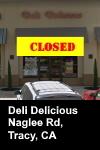 Deli Delicious closed