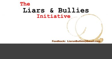 Liars & Bullies Initiative
