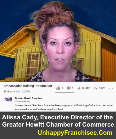Alissa Cady Hewitt Chamber