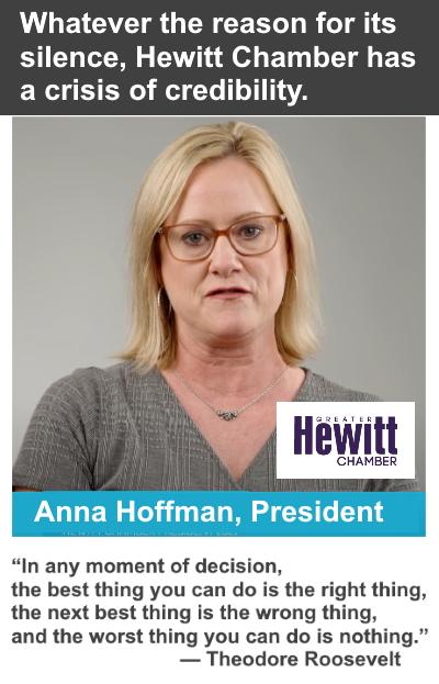 Anna Hoffman Hewitt Chamber