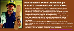 Dutch Crunch bread