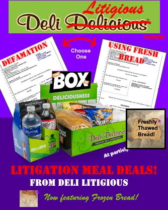 Deli Delicious Litigation