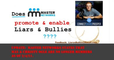 Master Networks Updated