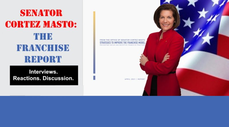 Cortez Masto Franchise Report