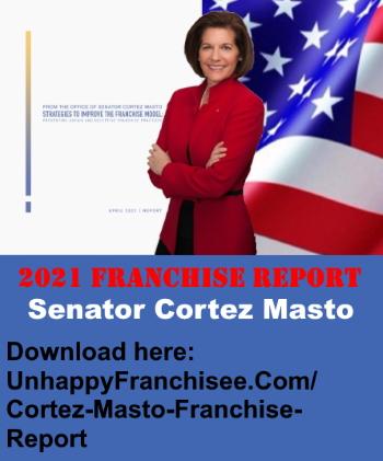 Cortez Masto Franchise Report